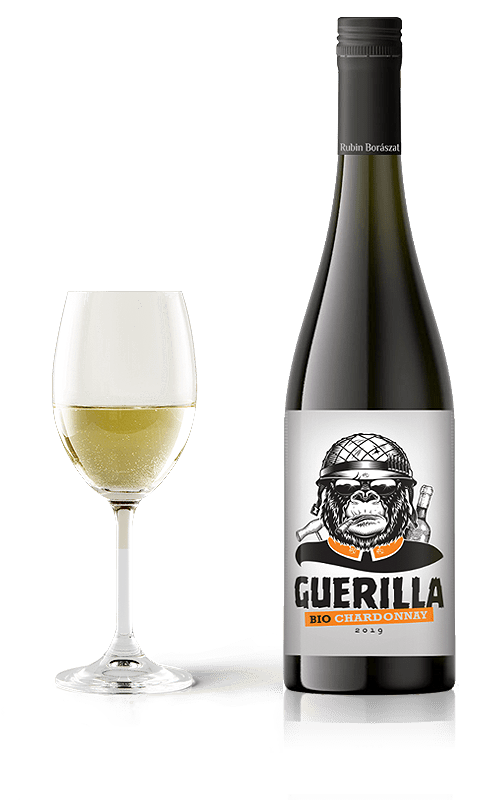Guerilla BIO Chardonnay
