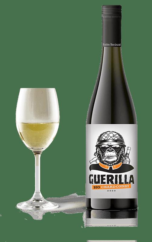 Guerilla BIO Chardonnay 2020