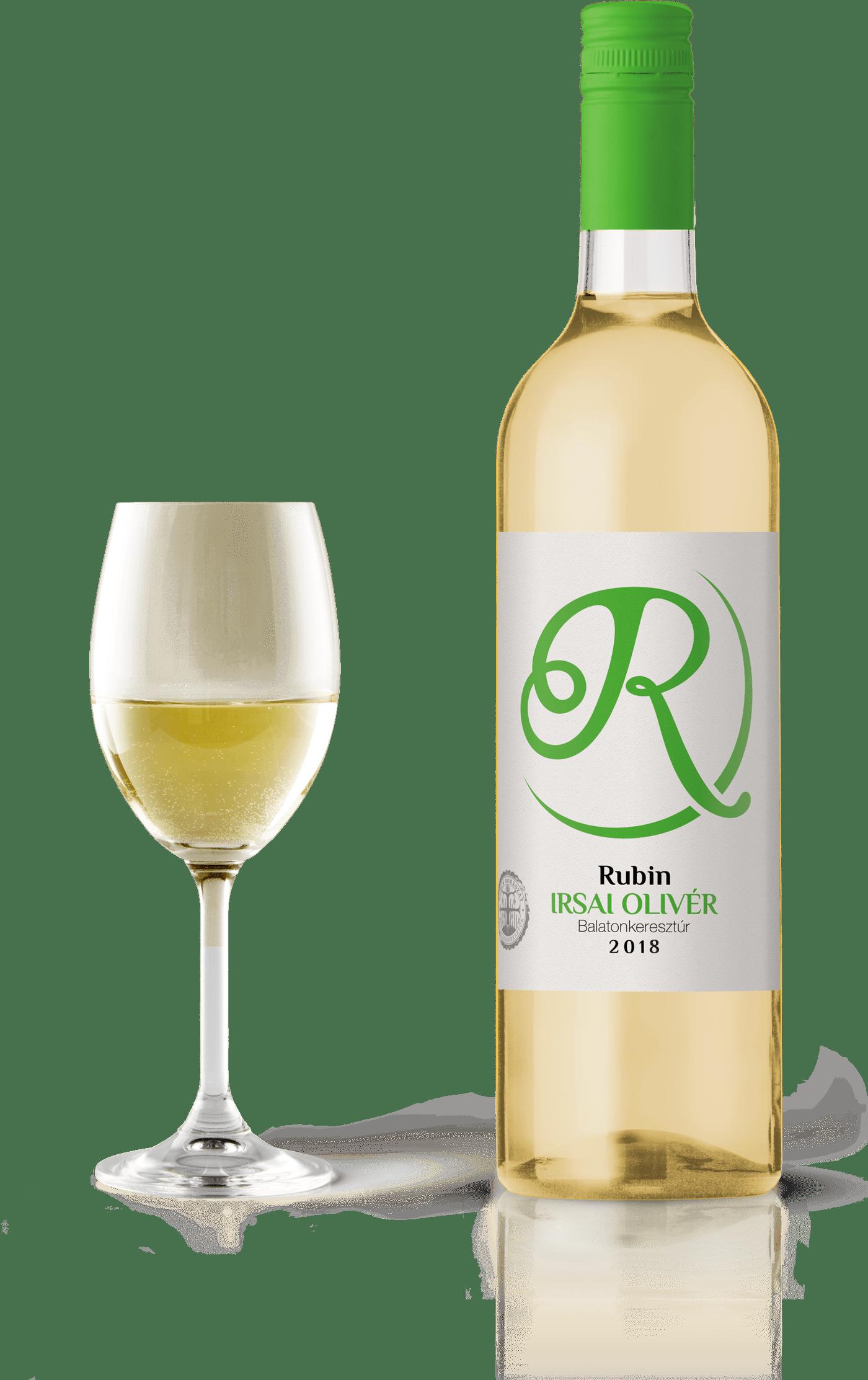 Rubin Borászat - 2018 - Irsai Olivér