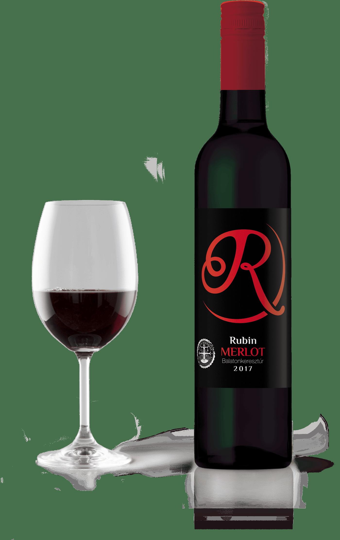 Rubin Borászat - 2017 - Merlot