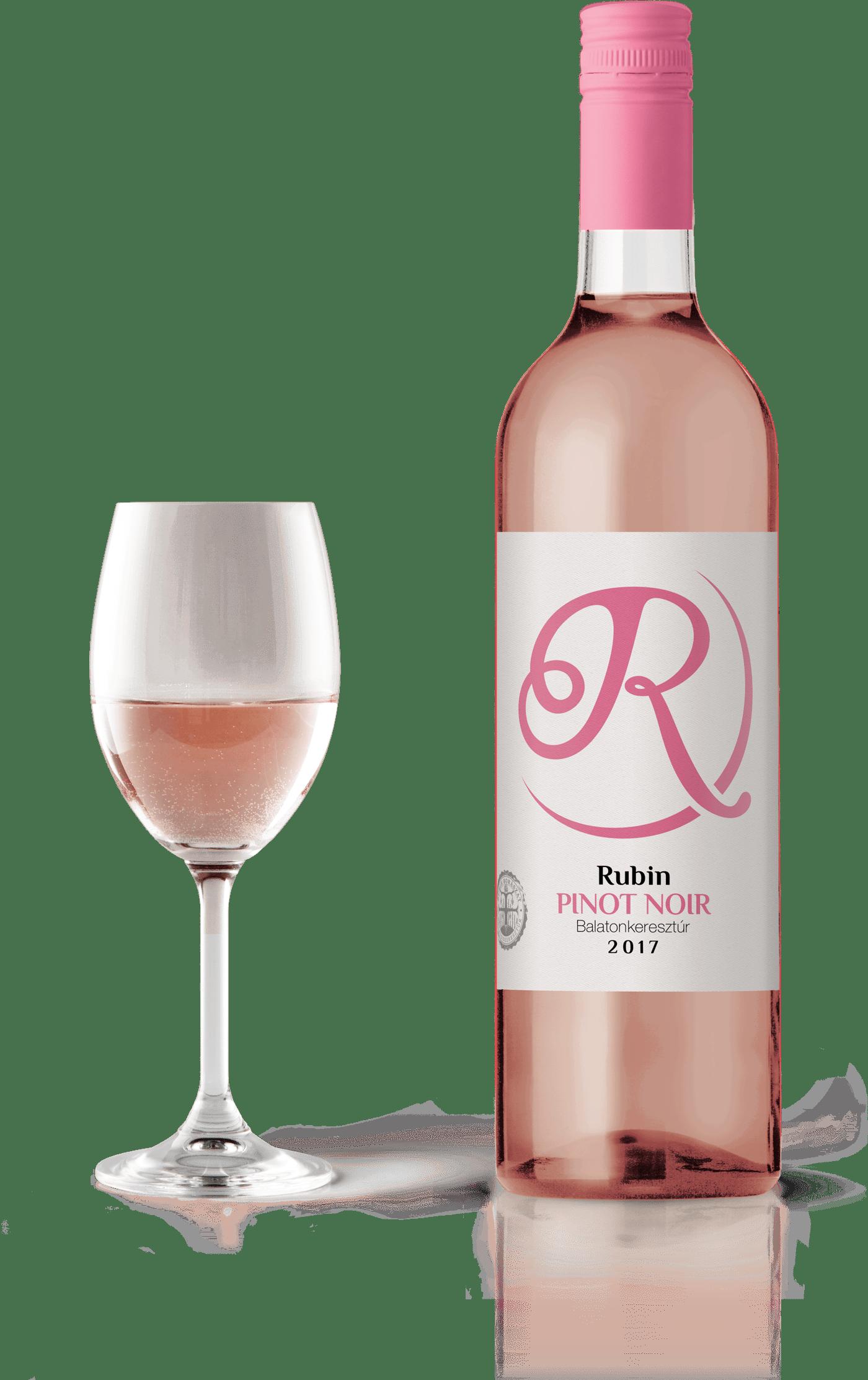 Rubin Borászat - 2017 - Pinot Noir