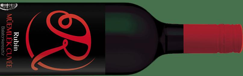 Rubin pince - Műemlék cuvée